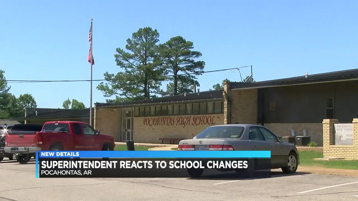 Pocahontas School Superintendent reacts to late-August start-time