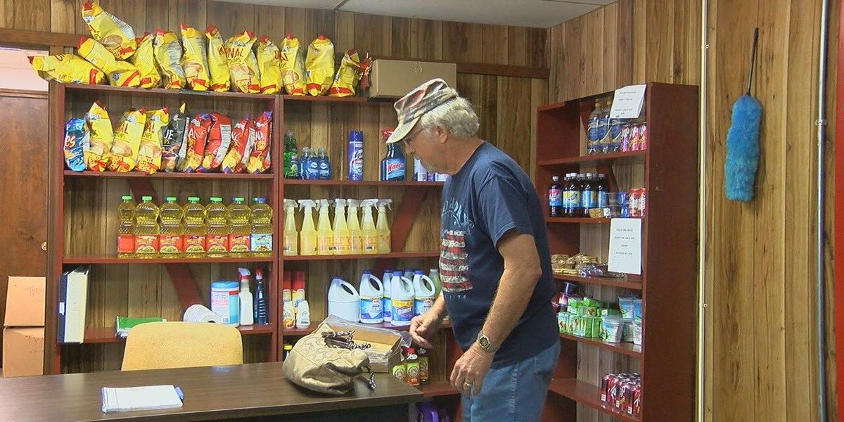 Changes made to Marked Tree food pantry