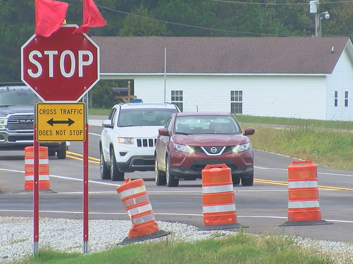 Staying safe on the new Paragould Highway 412 bypass