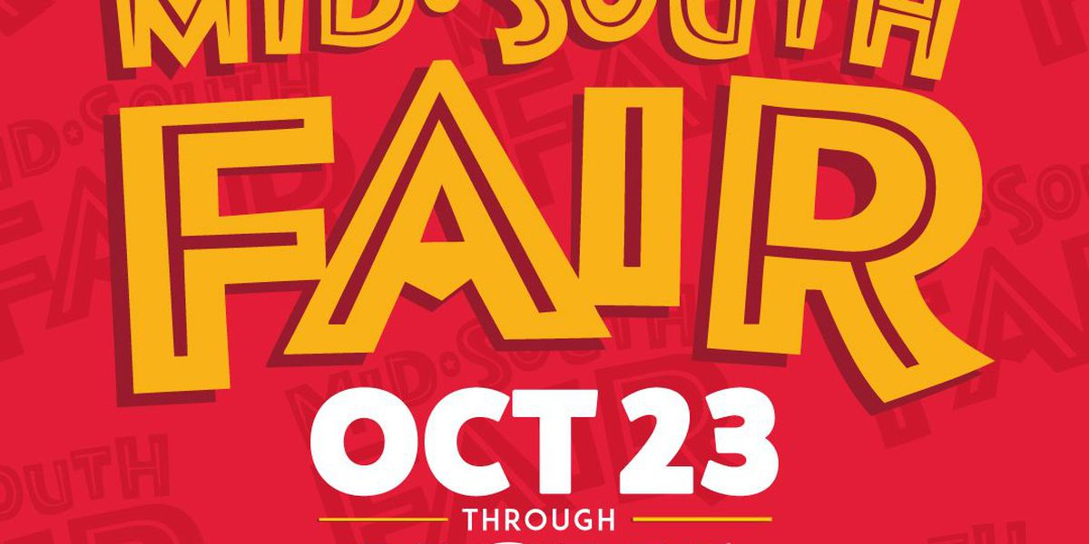 2020 Mid-South Fair postponed until October