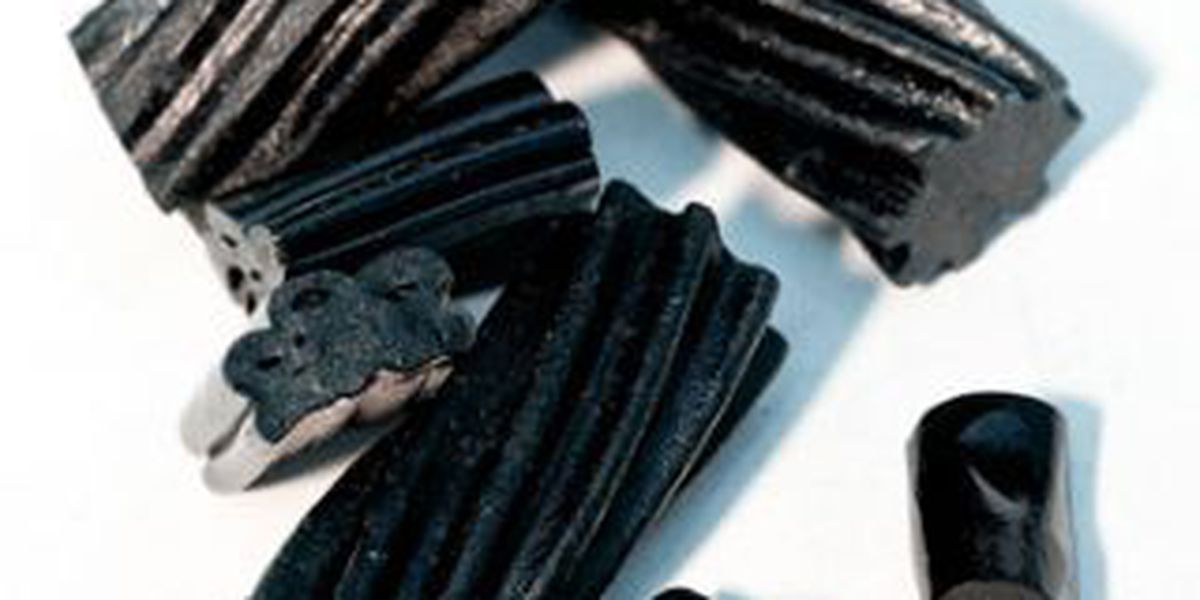 FDA: Too much black licorice could land you in the hospital