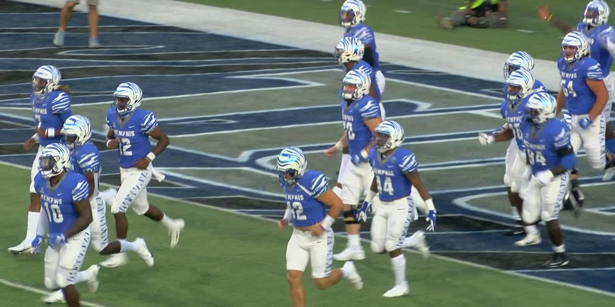 Memphis-Houston game uncertain after number of people connected to football program test positive for COVID-19