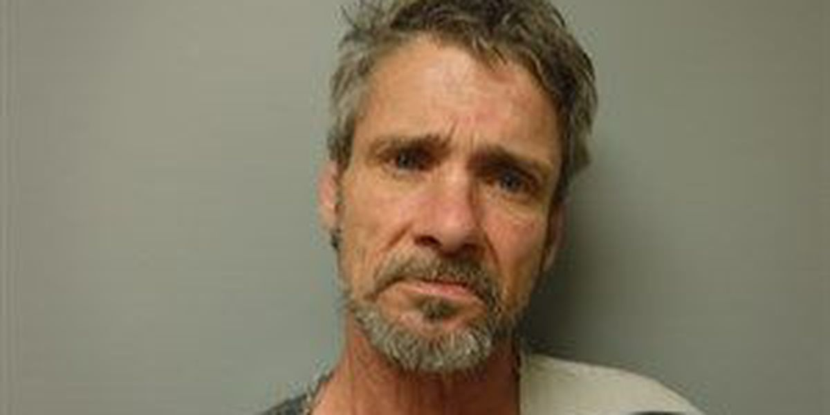 Man arrested after caught on camera stealing boat motor