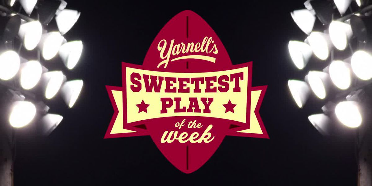Vote for the Yarnell's Sweetest Play of the Week (Sept. 14)
