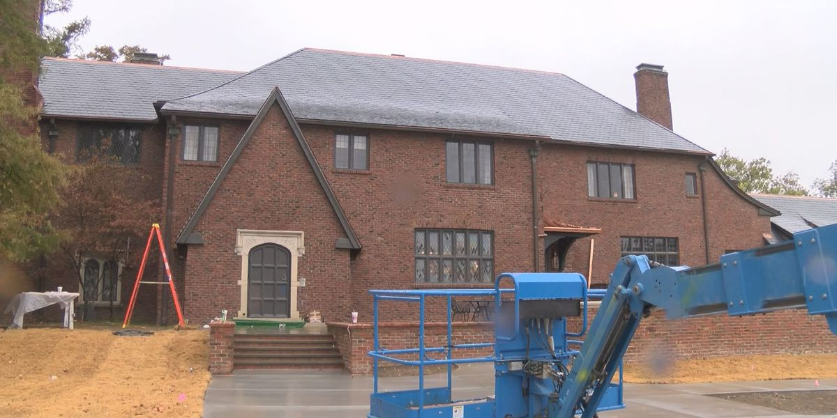 The Delta School prepares new buildings for students