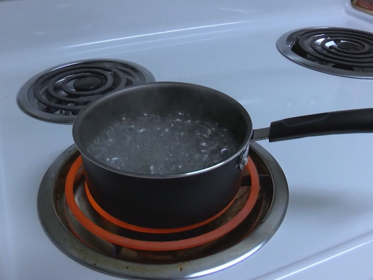 Boil order lifted for parts of Pocahontas