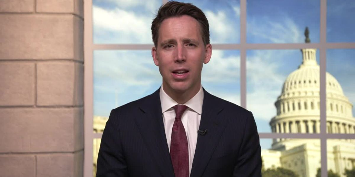 Sen. Hawley to object during Electoral College certification process on Jan. 6