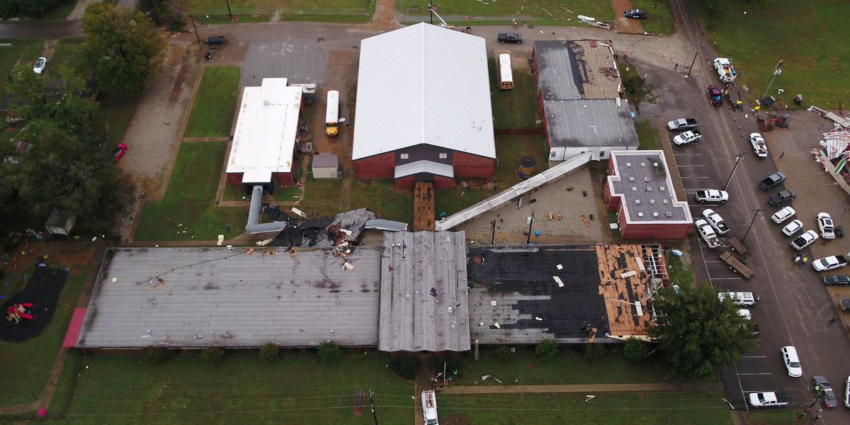 East Poinsett County schools to eat away at the time missed due to tornado damage to school