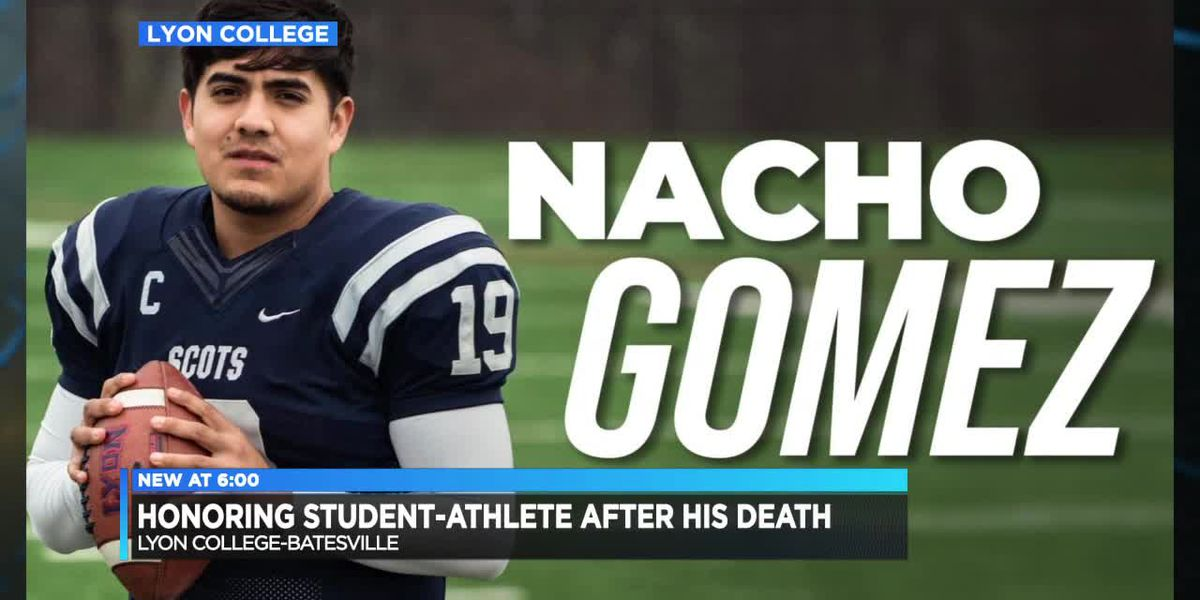 Lyon College wanting to honor student athlete after death
