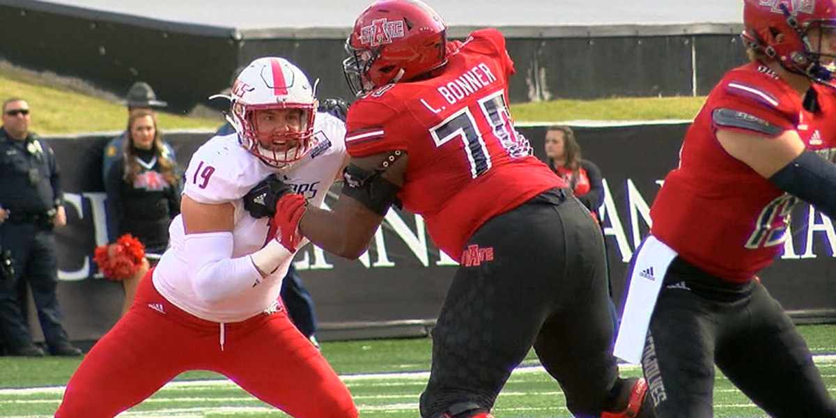 Arkansas State OL Lanard Bonner reflects on East-West Shrine Game invite