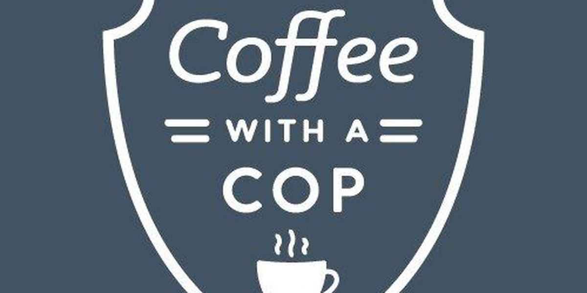 JPD hosting 'Coffee with a Cop' on Dec. 15