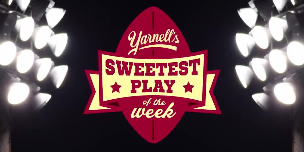 Vote for the Yarnell's Sweetest Play of the Week (Oct. 4th)