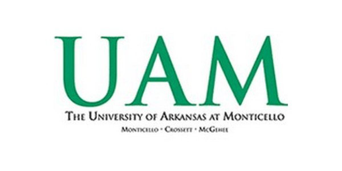 Image result for university of arkansas monticello logo