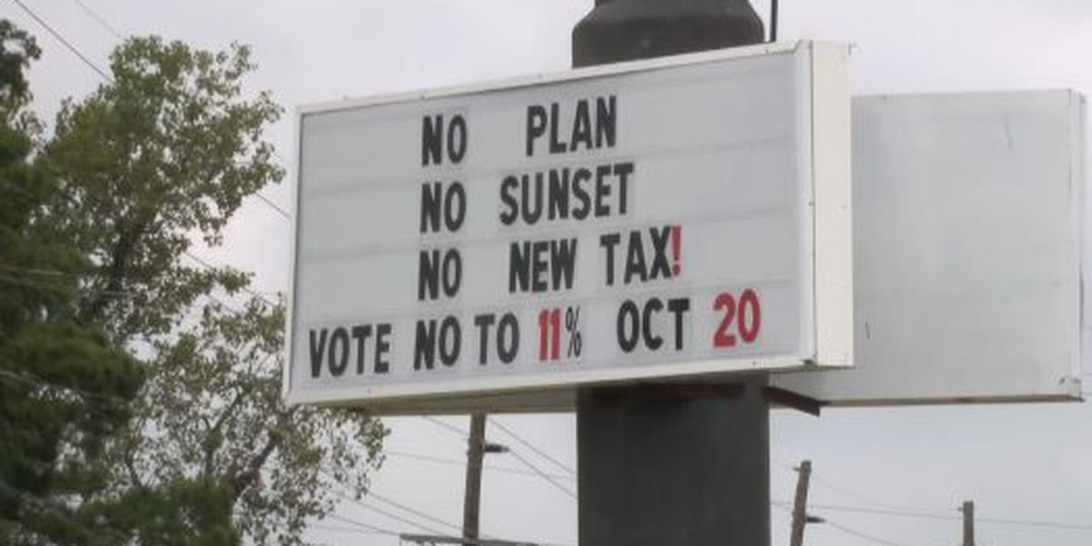 Blytheville businesses and chamber oppose proposed sales tax