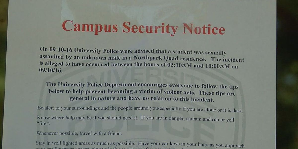 Students disappointed in campus notice, wanting to reframe discussion of sexual assault