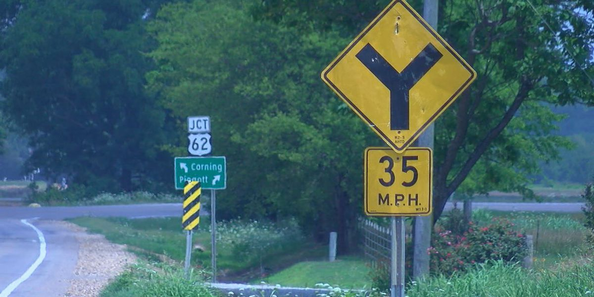 """Officials work to make Corning """"Y"""" intersection safer"""