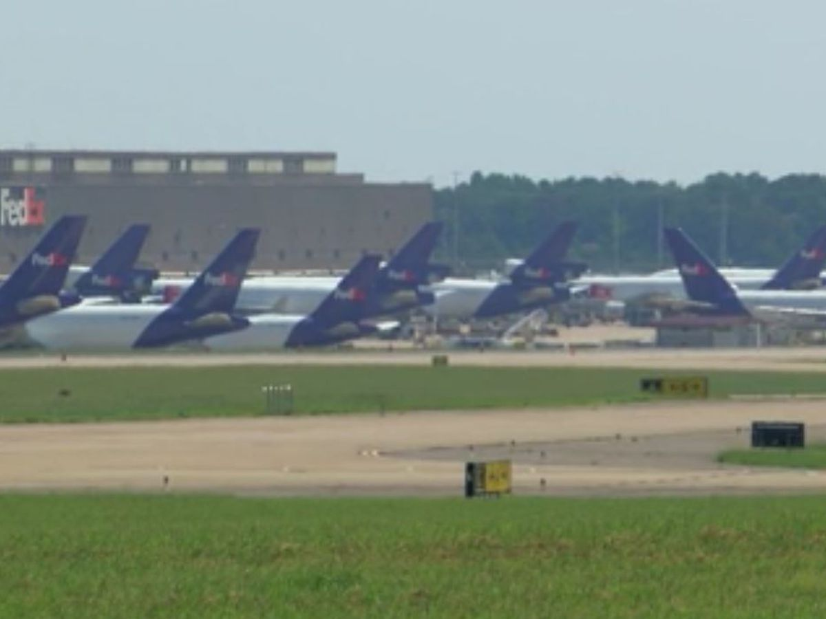 Police, TOSHA investigating worker's death at FedEx's hub in Memphis