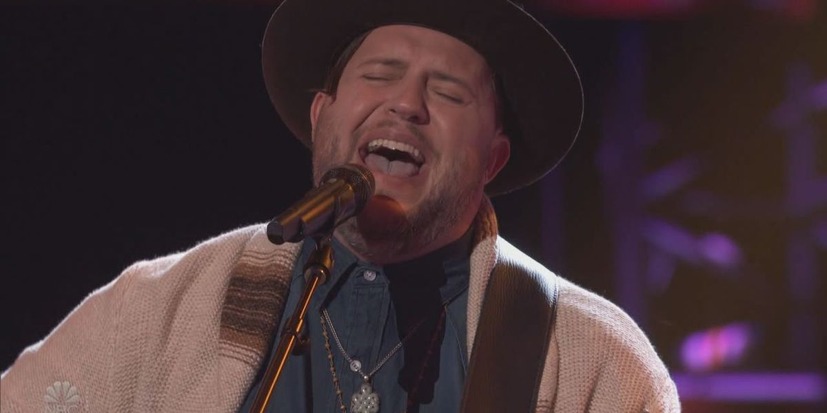 """Jim Ranger talks what's next after competing on NBC's """"The Voice"""""""