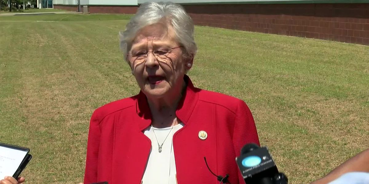 Ala. Gov. Kay Ivey discusses state's abortion bill