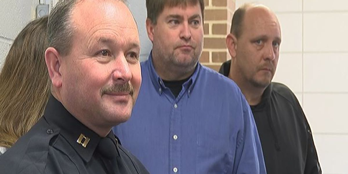 Lawrence Co. sheriff retires, interim soon to be sworn in