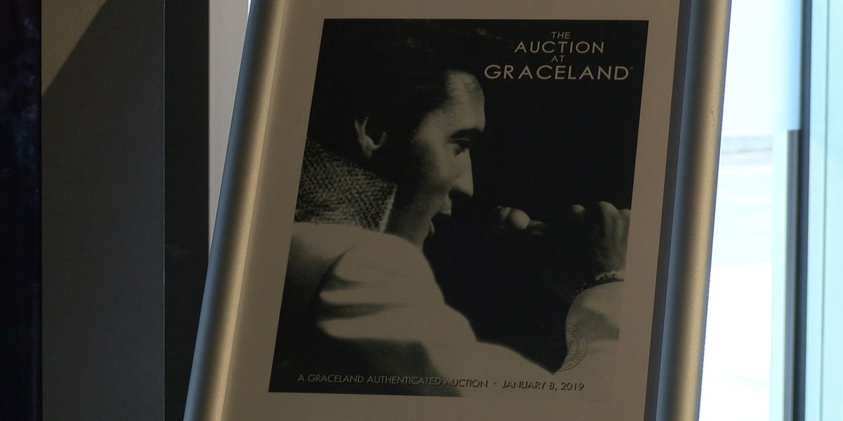 The Auction at Graceland is now open for online bids