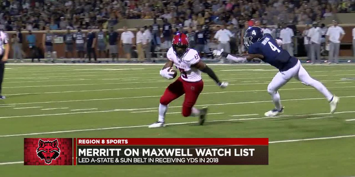 Red Wolves in 90: Kirk Merritt on Maxwell radar, Who's Coming to Sun Belt Media Day?