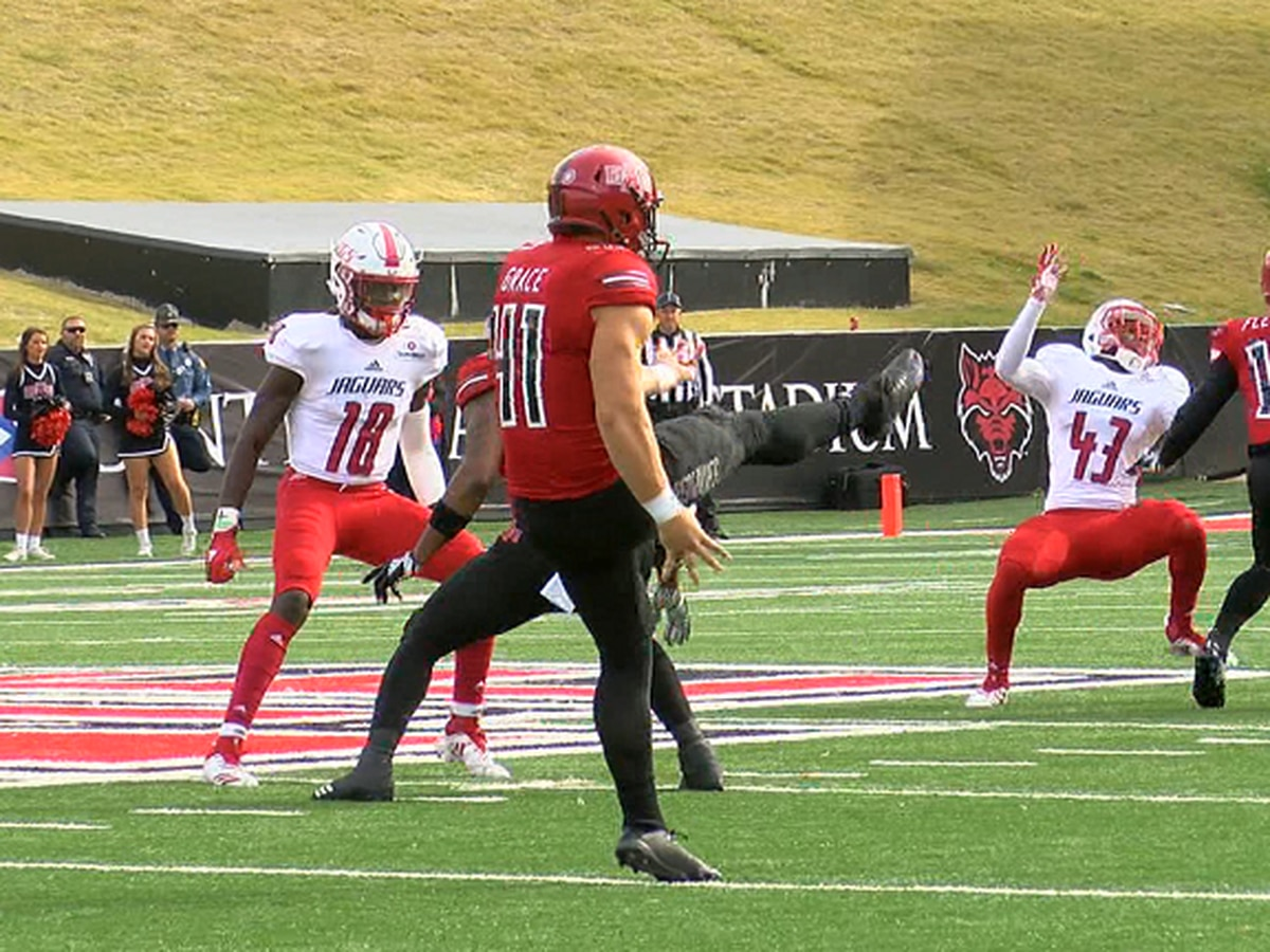 A-State punter Cody Grace named a Ray Guy semifinalist