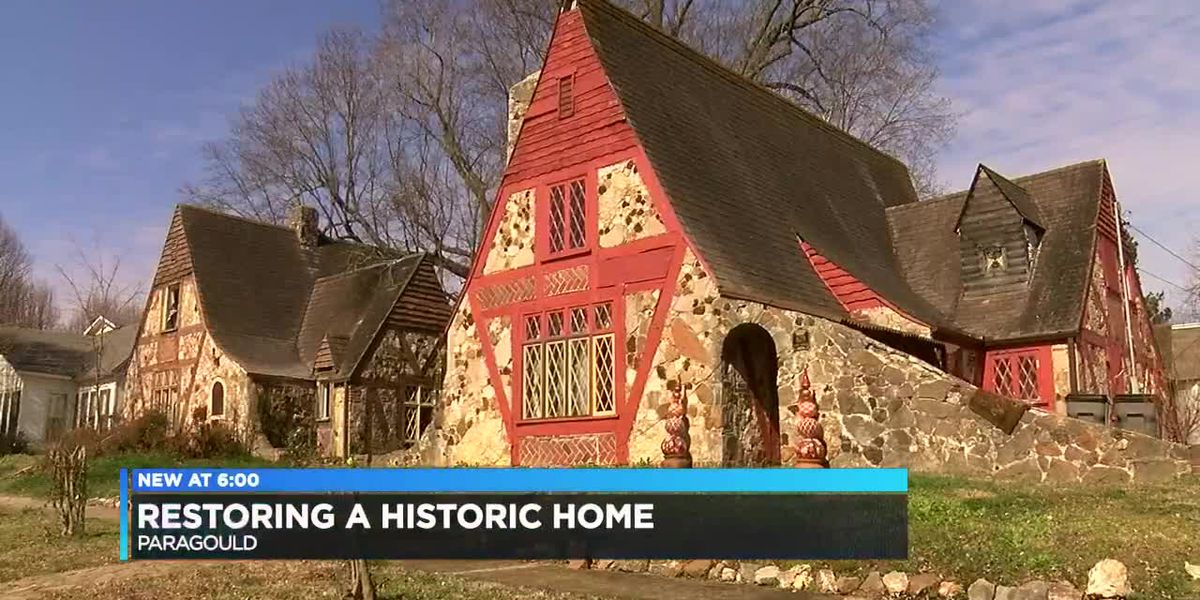 Homeowner takes on 1928 restoration project