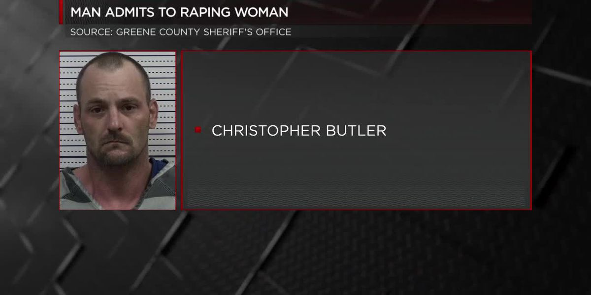 Police: Knife-wielding man arrested after admitting rape