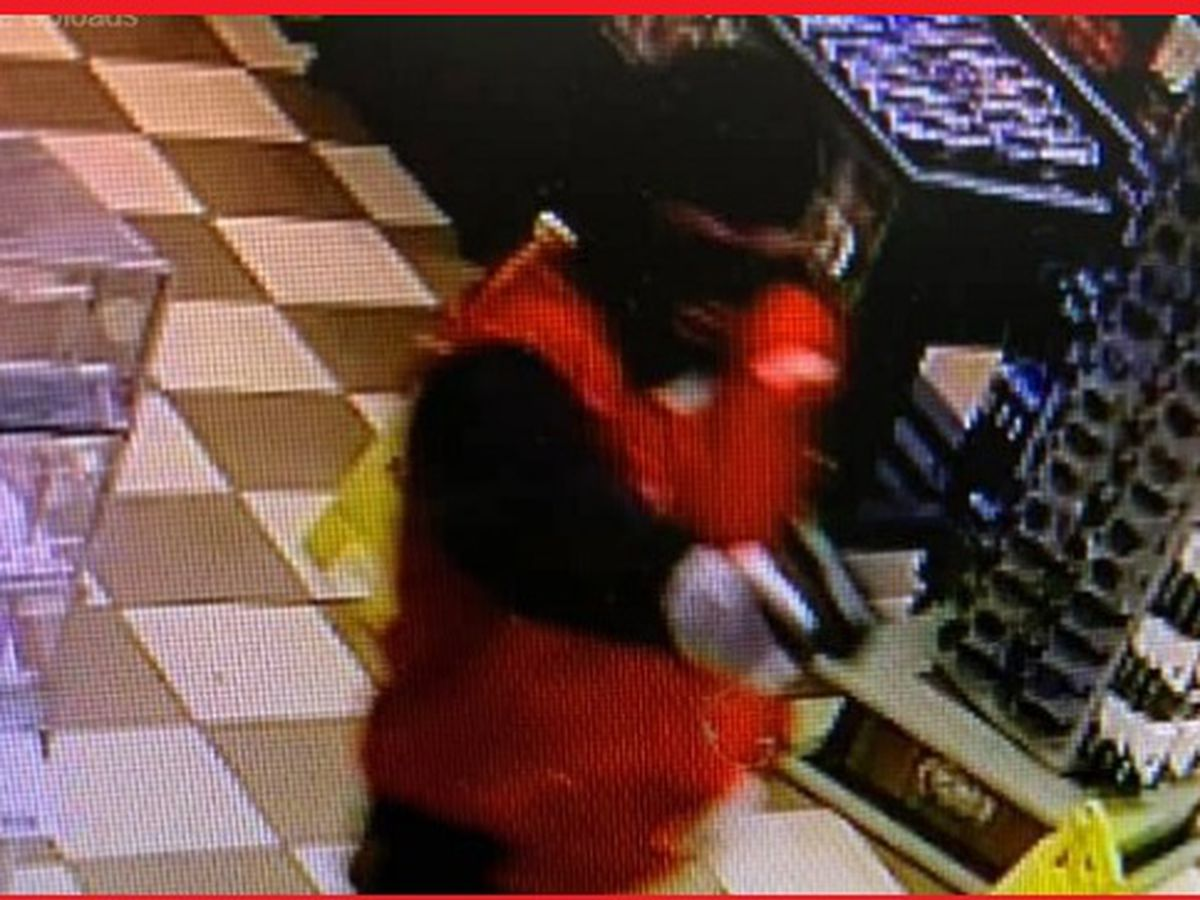 Trumann police release suspect photo as officers investigate robbery at Valero station