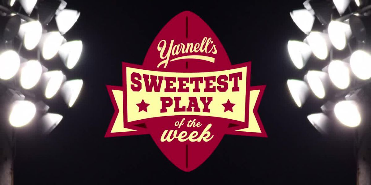 Vote for the Yarnell's Sweetest Play of the Week (11/1/19)