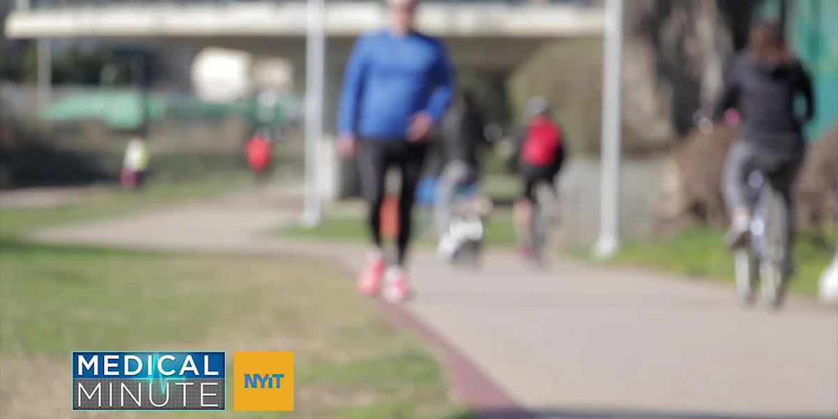 NYIT Medical Minute : A Healthy Region 8