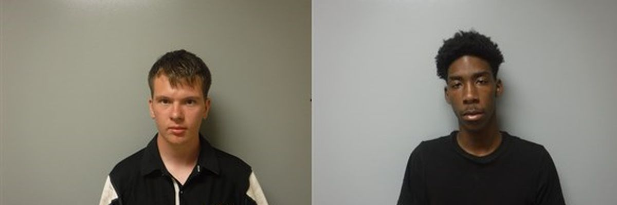 Two men arrested for second break-in in nearly four month span