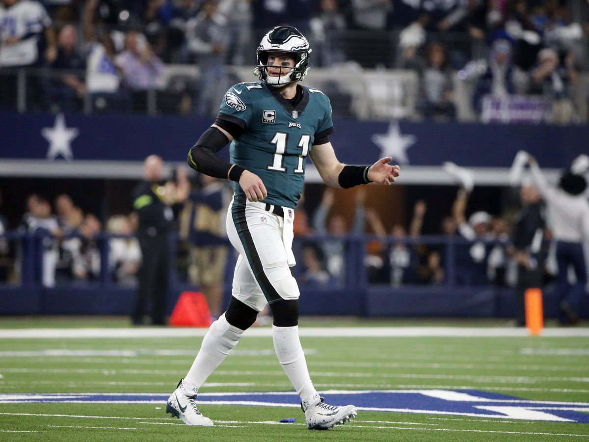 AP Sources: Carson Wentz hasn't been ruled out for next game