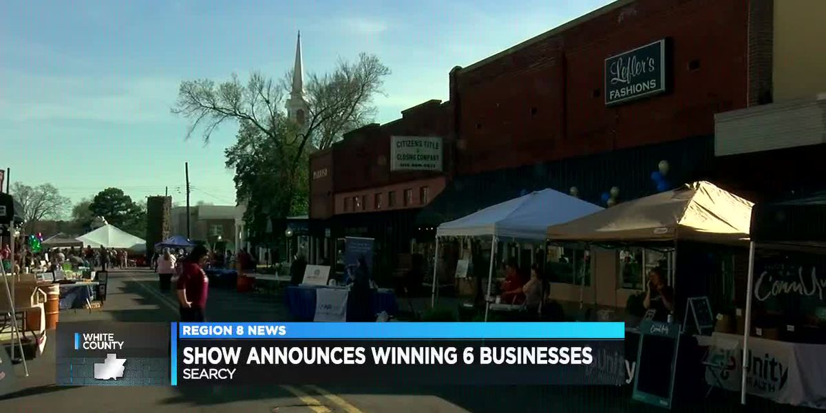 Show announces winning 6 businesses in Searcy