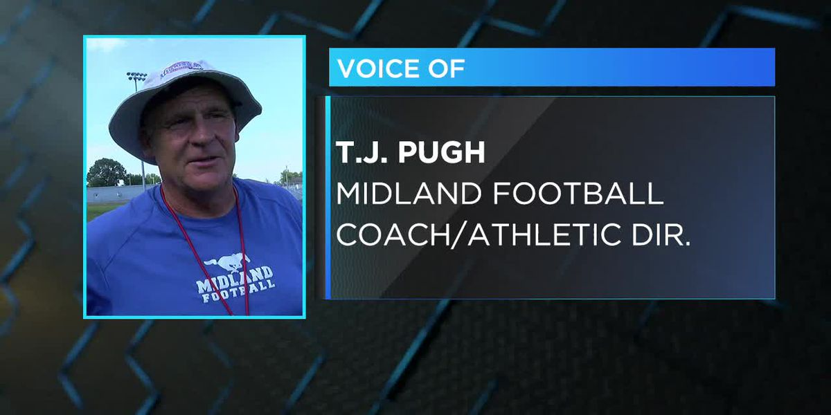 FFN Extra: Midland AD/football coach T.J. Pugh on move to 8-Man Football
