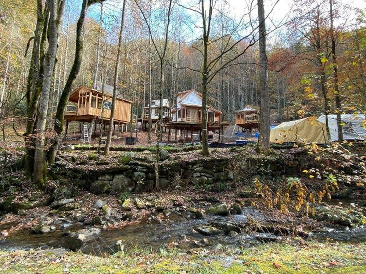 Treehouse resort coming to Gatlinburg in 2020