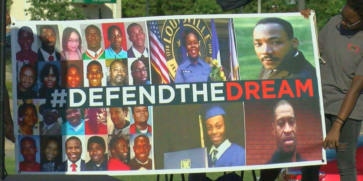 Craighead County MLK Parade Committee promotes 'Defend the Dream'