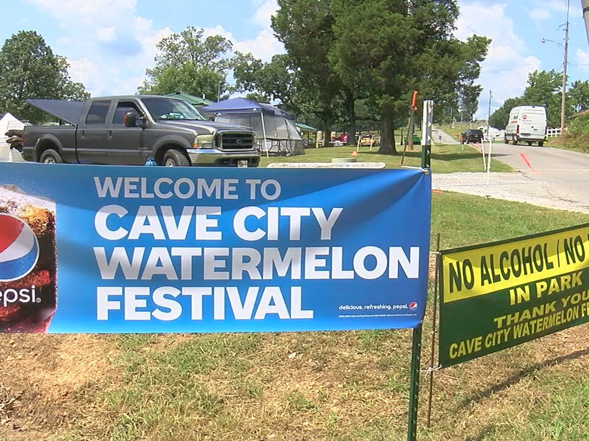 Watermelons still being sold in Cave City despite festival cancellation