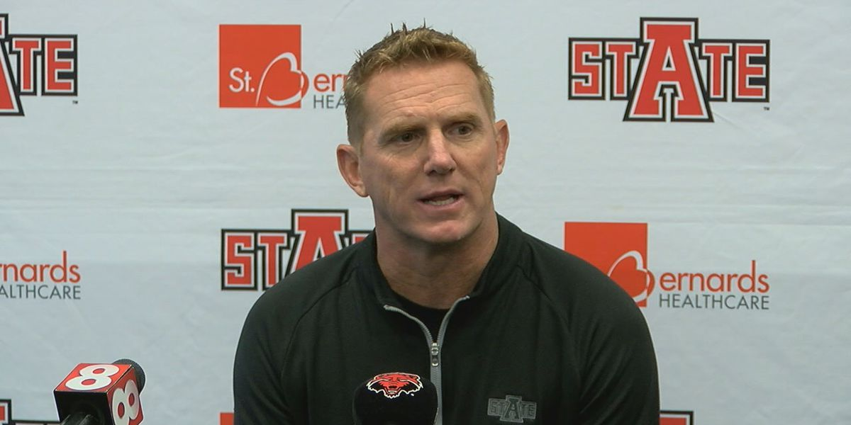 Red Wolves ready for next phase of the season
