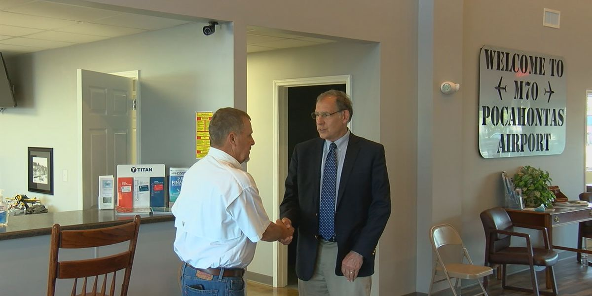 Sen. Boozman meets with Northeast Arkansas leaders