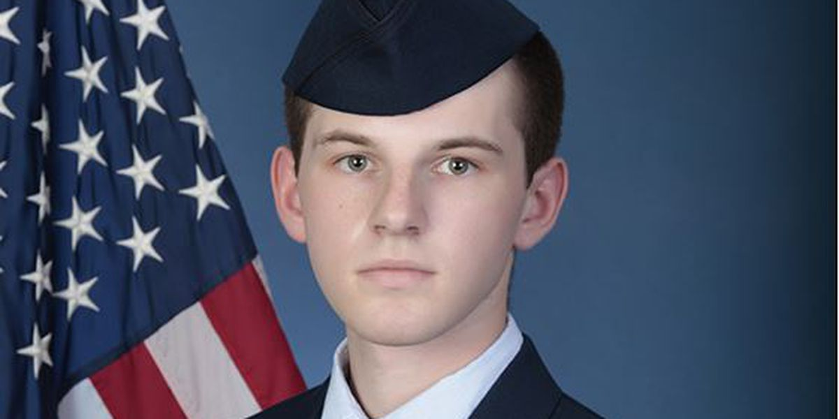 Region 8 Salute: Bono man graduates USAF basic training