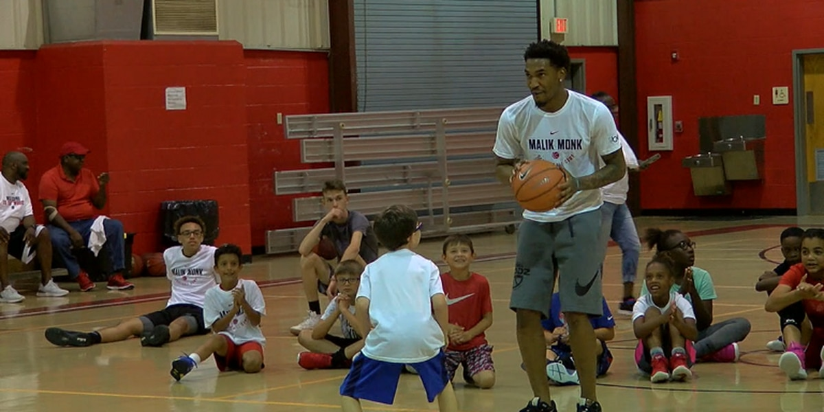 Malik Monk back in NEA to host 5-Star Developmental Basketball Camp
