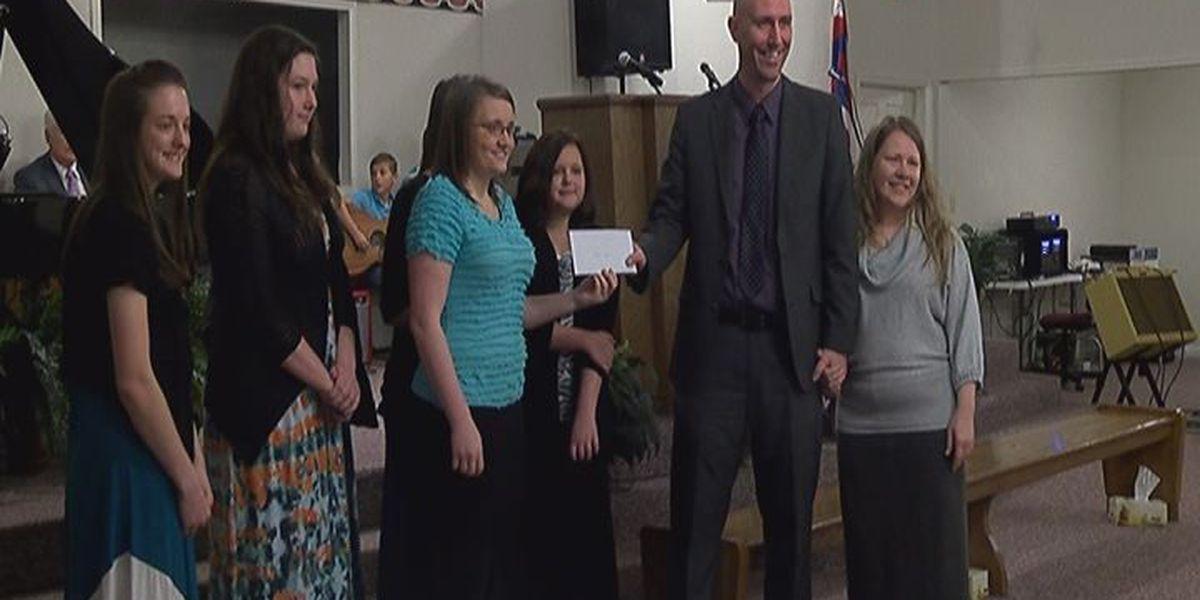 Jonesboro teens raise $2,000 for Uganda family