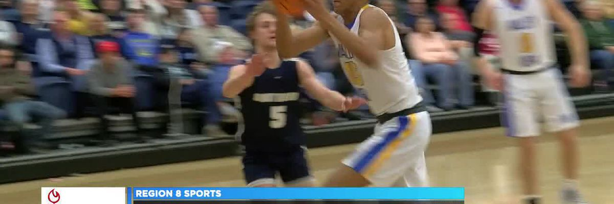Valley View & Brookland boys, Pocahontas & Highland girls win Tuesday at 4A-3 Tournament