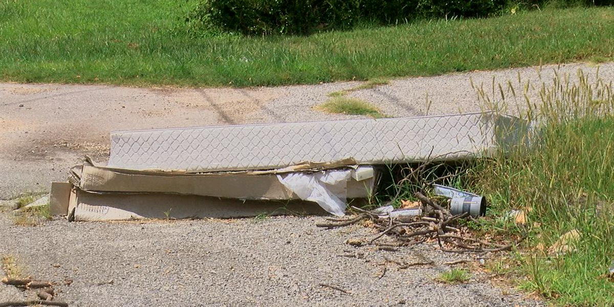 Citizen speaks out about piles of garbage in Paragould