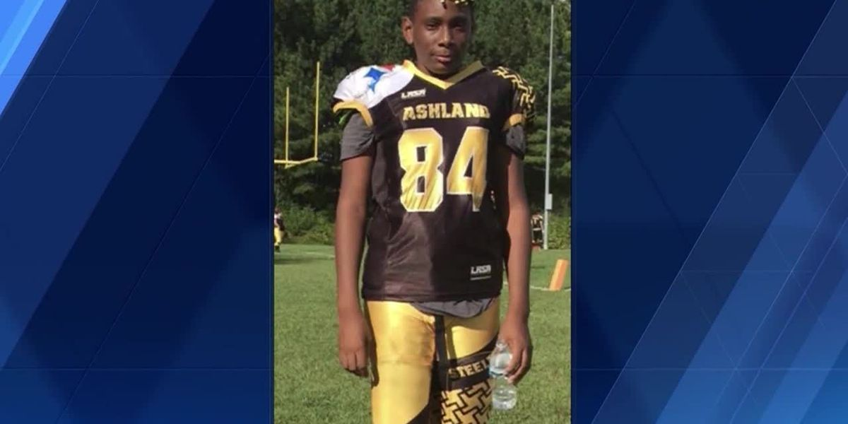 Mother warns others after 13-year-old son who felt ill collapses, dies during football practice