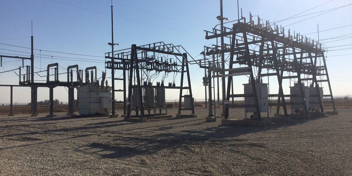 Substation repairs scheduled for Tuesday night, outages possible