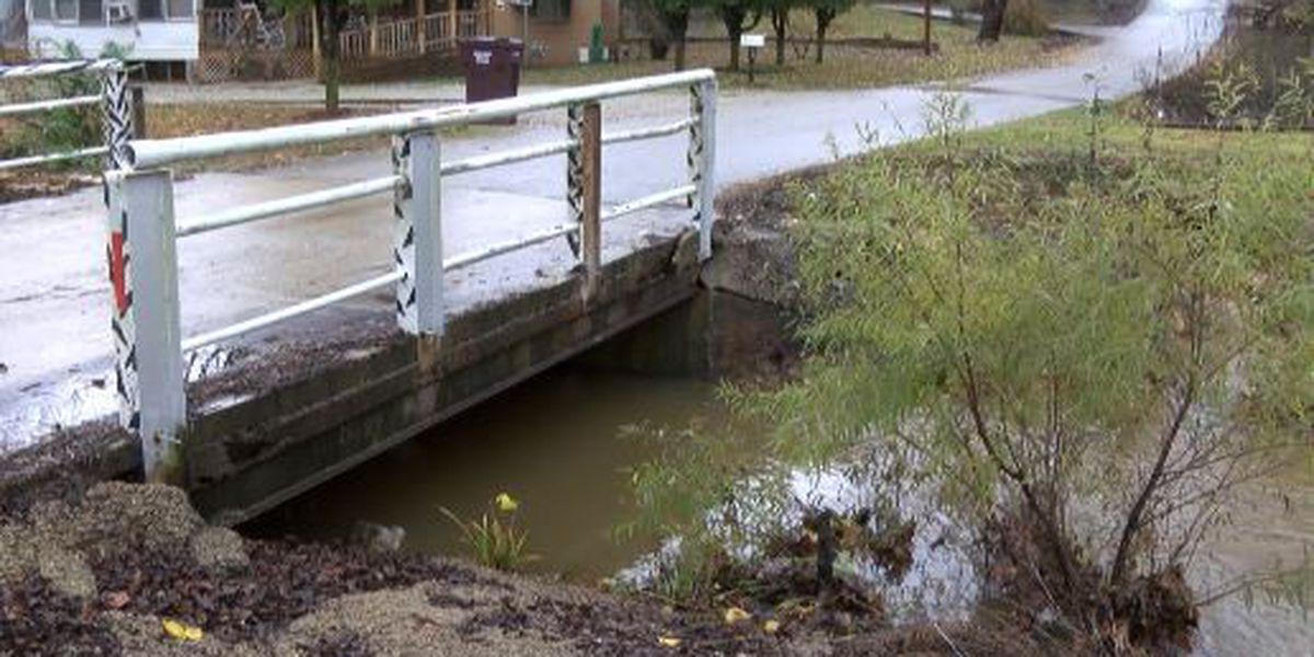 Neighbors keep close eye on water levels