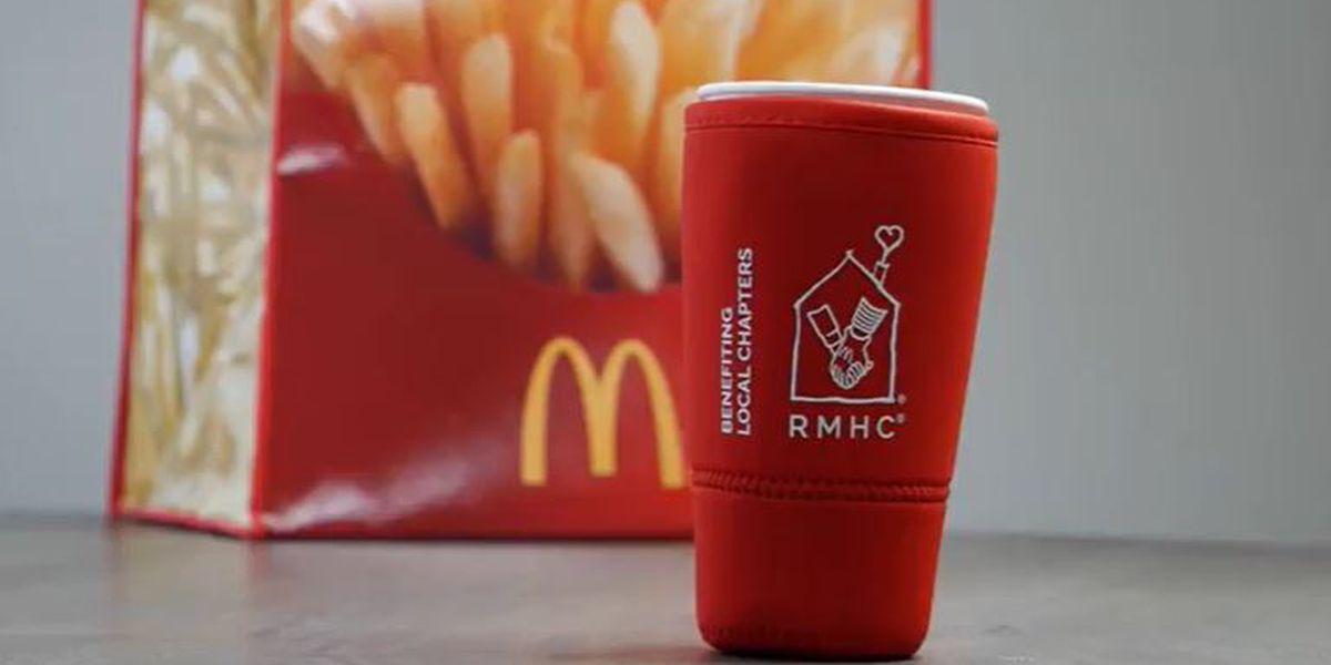 Restaurants raising funds for Ronald McDonald House Charities